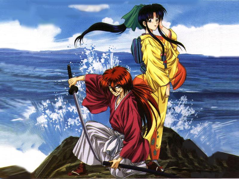 Rurouni Kenshin/Samurai X Série Completa e com Dual Audio  Rurouni2