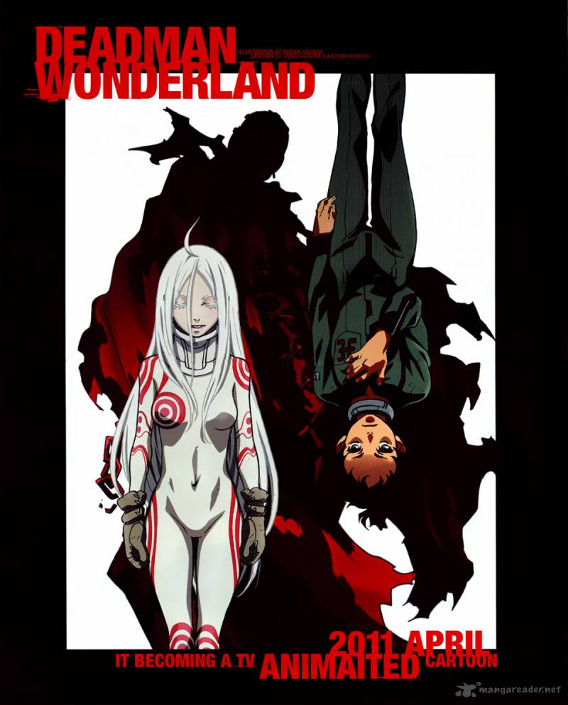 deadman wonderland Anime/manga: deadman wonderland/デッドマン・ワンダーランド fanfiction archive with over 321 stories come in to read, write, review, and interact with.